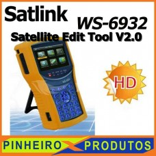 Satlink Satellite Edit Tool V2.0  P/ Satlink Ws 6932